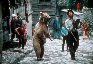 03 Dancing bear